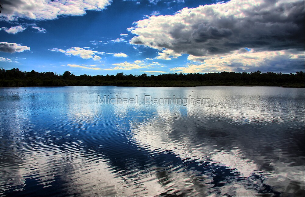 Upon Reflection II by Michael  Bermingham