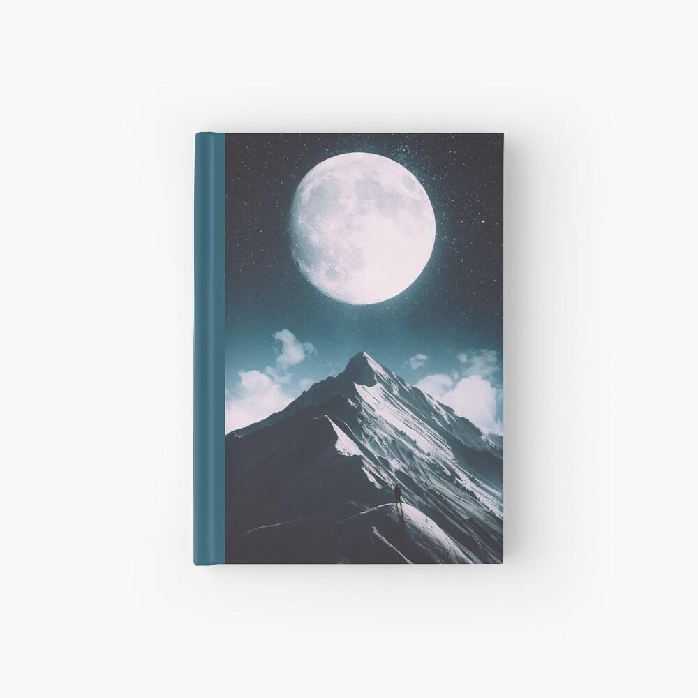New Moon Hardcover Journal