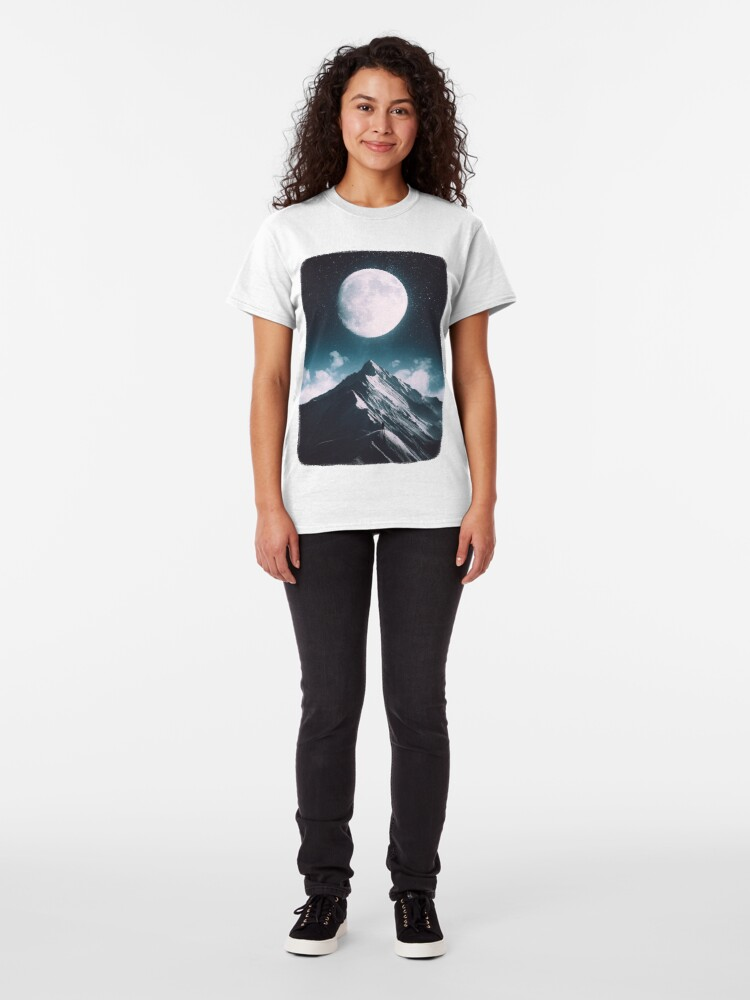 Alternate view of New Moon Classic T-Shirt