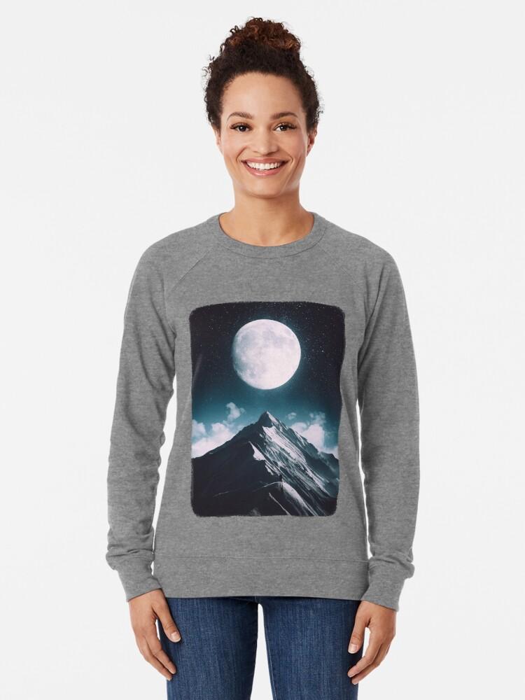 Alternate view of New Moon Lightweight Sweatshirt