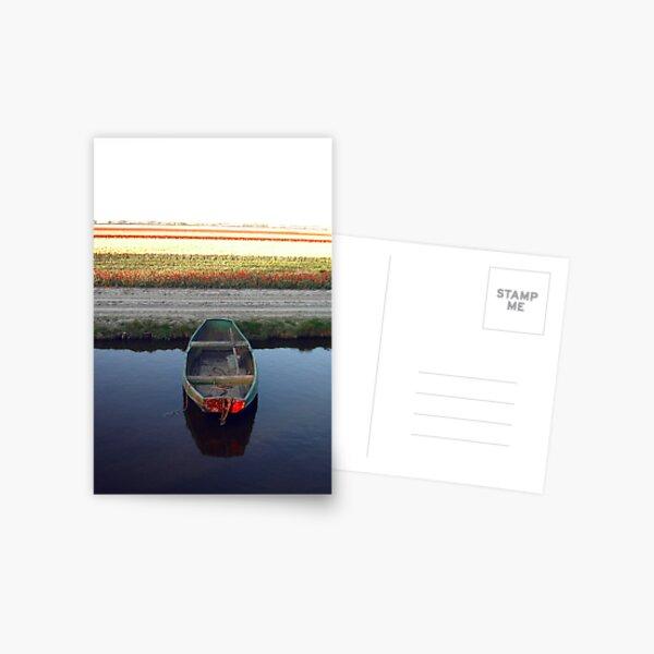 Keukenhof  Serie - Sailing to... Postcard