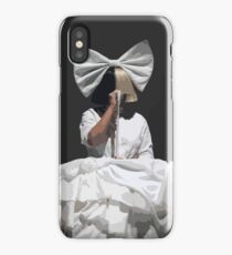 Sia - Live on Stage iPhone Case/Skin