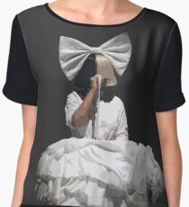Sia - Live on Stage Women's Chiffon Top