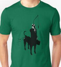 Yupptaur Slave Gimp  Unisex T-Shirt