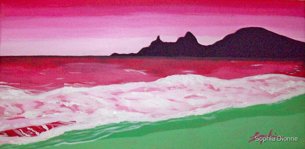 Devil's Saddle (Pink) by Sophia Spencer