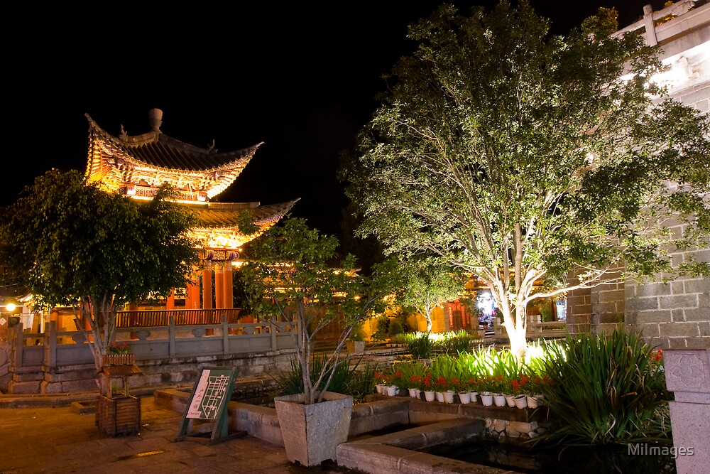 City Of Lijiang by MiImages