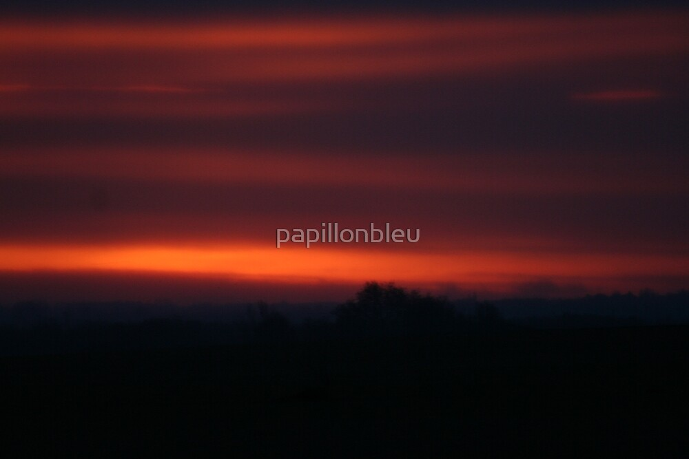 Red Sky in the Morning by Pamela Jayne Smith