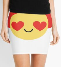 Fireman Emoji   Mini Skirt