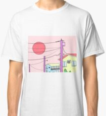 telephone lines Classic T-Shirt