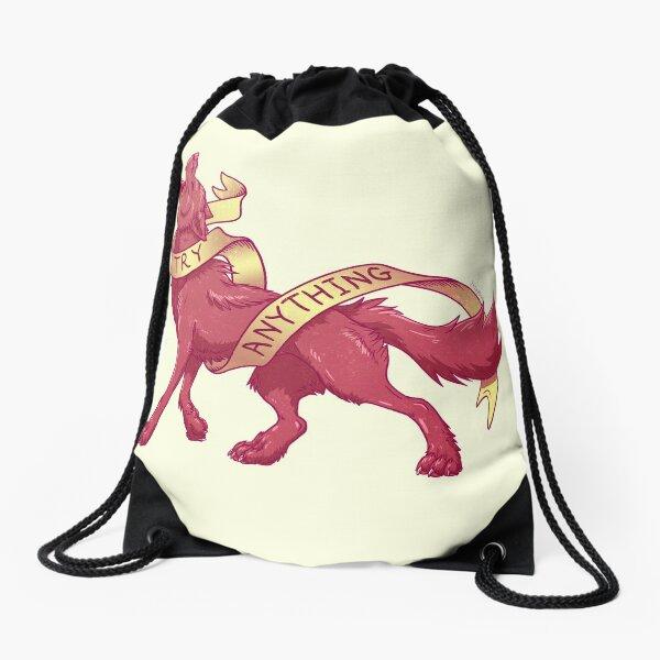 Try Anything Drawstring Bag