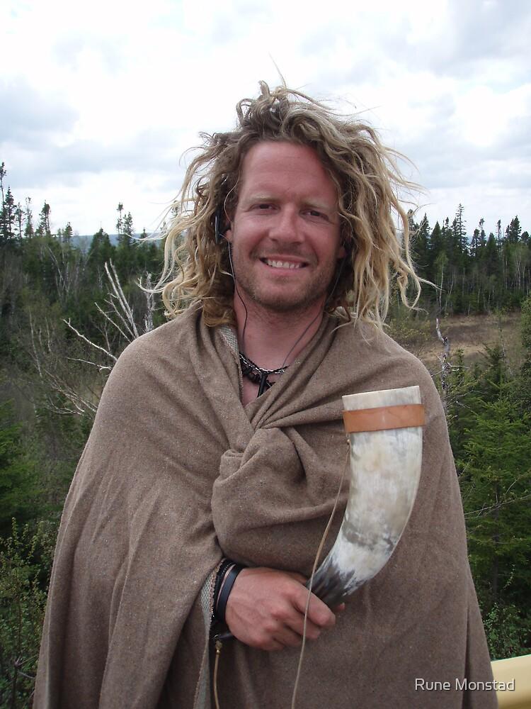 Canada Viking by Rune Monstad