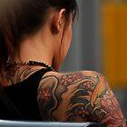 Körper Tattoo von Ikramul Fasih