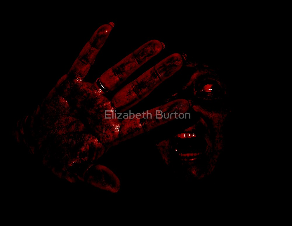 Bloody Fear by Elizabeth Burton