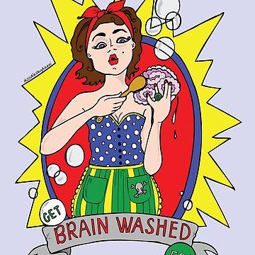 BrainWashed by doodlesbydanni