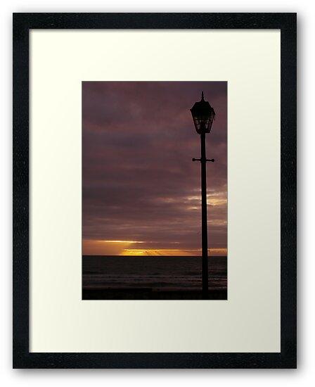 Glenelg Sunset 2 by Biggzie