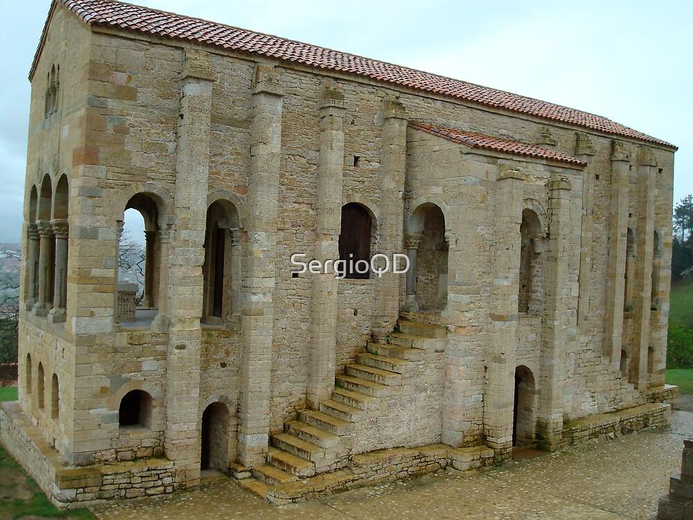 Iglesia pre-romanica by SergioQD