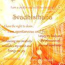 Sacral Chakra by Stephanie Rachel Seely