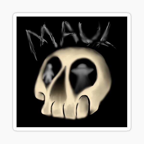 MAULpodcast icon Sticker