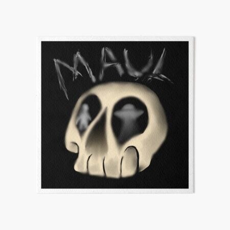 MAULpodcast icon Art Board Print