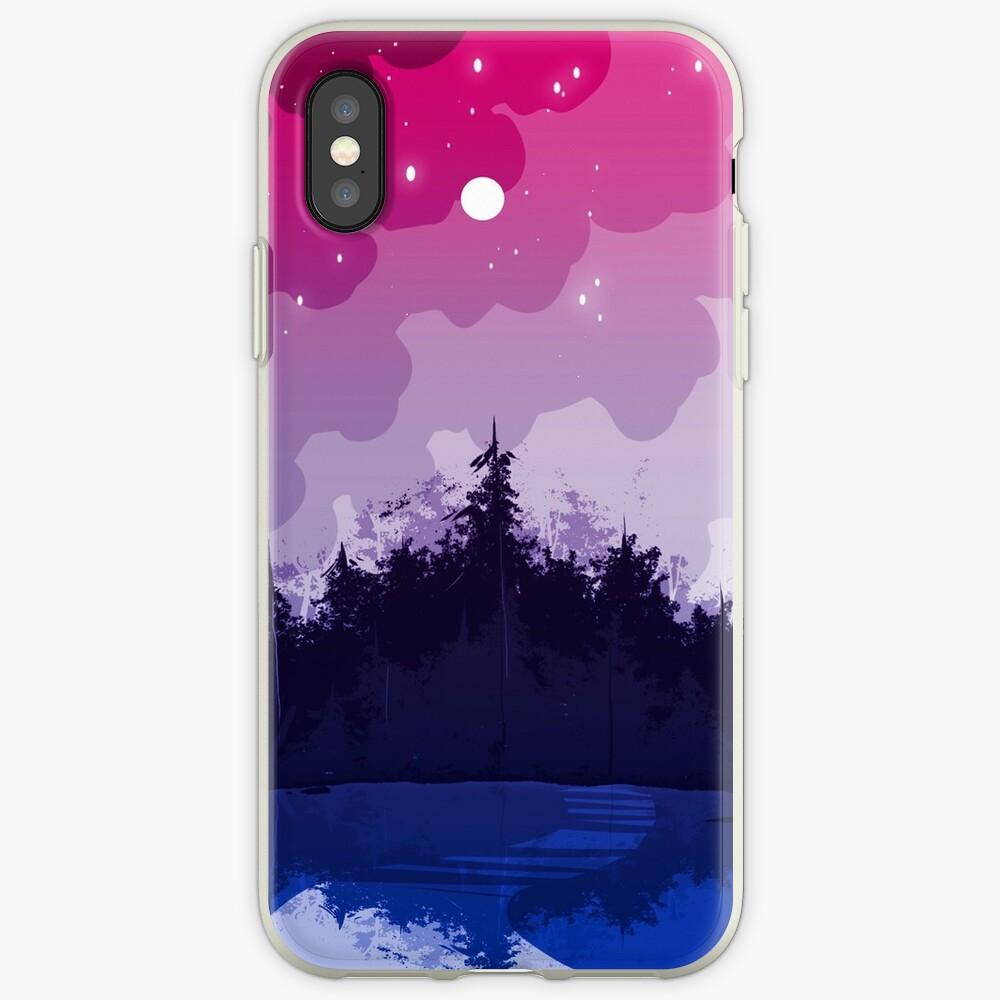bosque bi orgullo Vinilos y fundas para iPhone