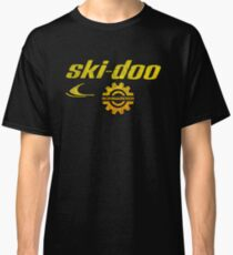 Ski Doo vintage snowmobiles by Bombardier Classic T-Shirt