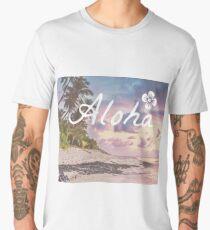 Aloha Summer Men's Premium T-Shirt