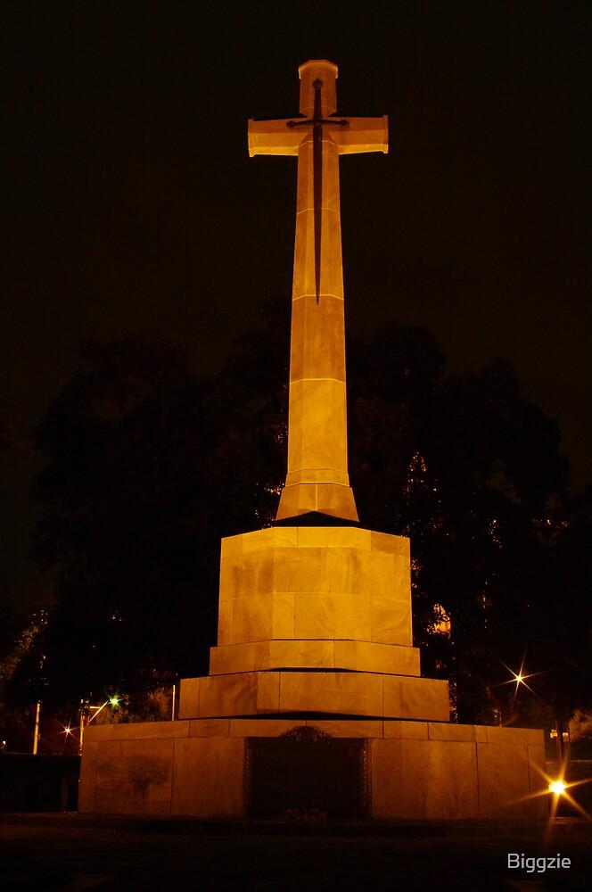 Adelaide War Memorial by Biggzie