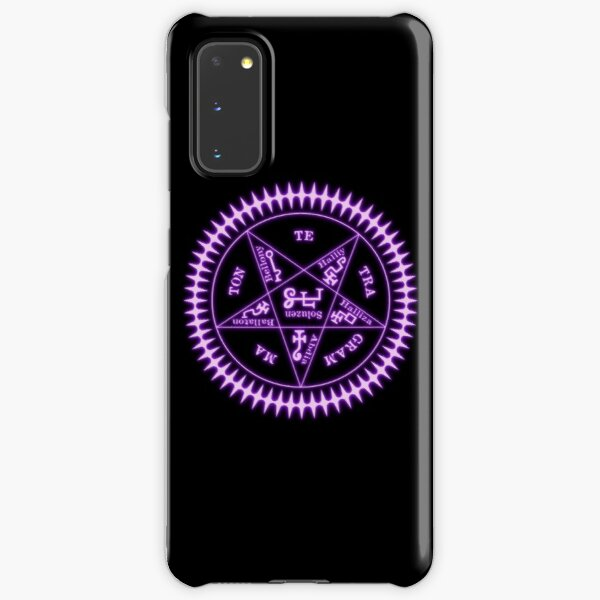 Tetragrammaton Sigil Light Black Samsung Galaxy Snap Case