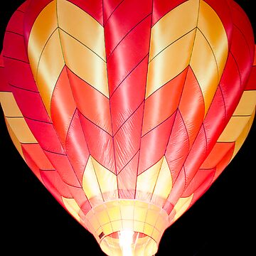 Hot Air Balloon #2286 by JohnZawacki