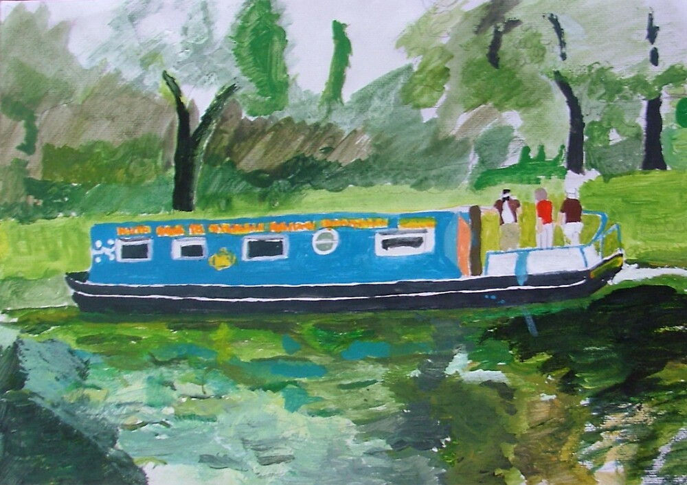 barge, cast off by sassie