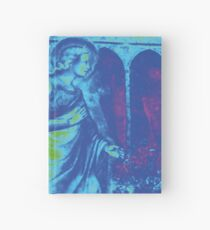 Angels brought me here Hardcover Journal