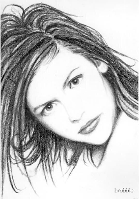 Claire Danes by brobbie