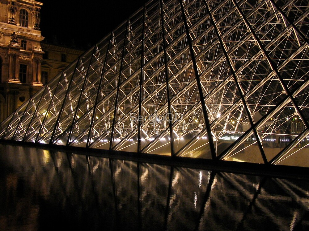 Louvre by SergioQD