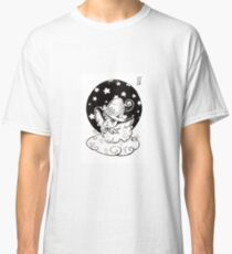 Stargazing Alolan Vulpix Classic T-Shirt