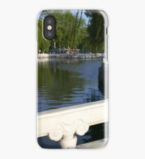 Beijing: Lake near the Hutongs iPhone Case/Skin