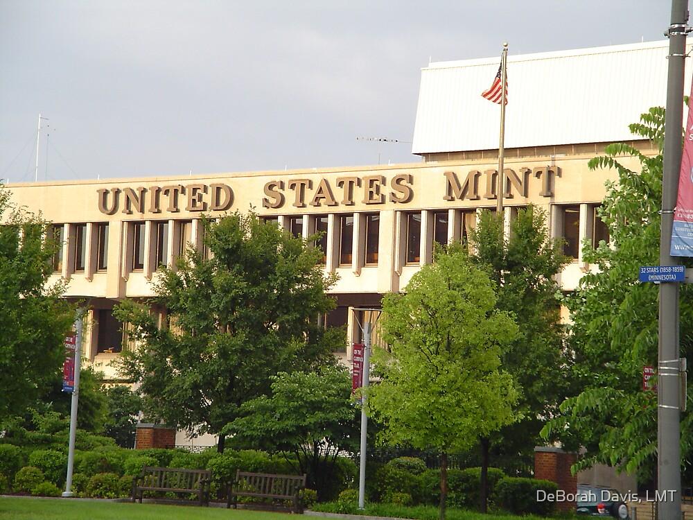 United States Mint Building by DeBorah Davis, LMT
