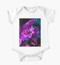 Still Life with Lavender Flowers and Blue Petals Kids Clothes