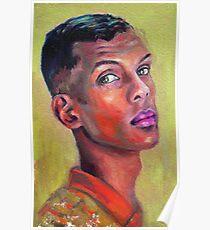 La Peinture du Stromae Poster