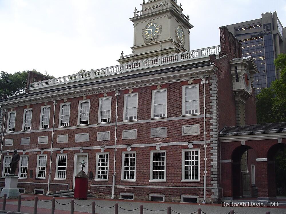 Independence Hall by DeBorah Davis, LMT