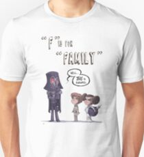 for family - with huge brown eyes to see what I'd do next. Unisex T-Shirt