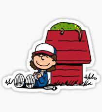 Dustin Brown Sticker