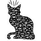Cat Eyes by inkedinred