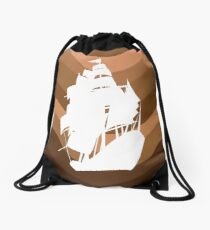 Love the Sea Drawstring Bag