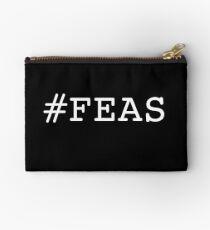 #FEAS Feminist Educators Against Sexism Studio Pouch