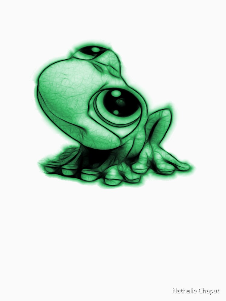 Green Little Frog by thali6