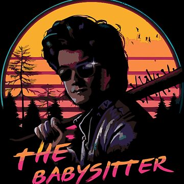 THE BABYSITTER by ruthmorrow