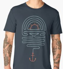 The Tale of the Whale Men's Premium T-Shirt