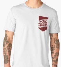 Star Wars - Porg Protection Program Badge Design Men's Premium T-Shirt