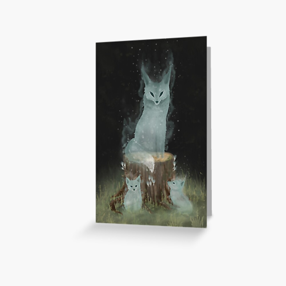 Not Your Forest  Greeting Card