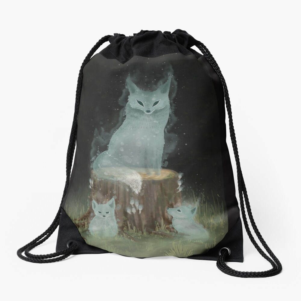 Not Your Forest  Drawstring Bag